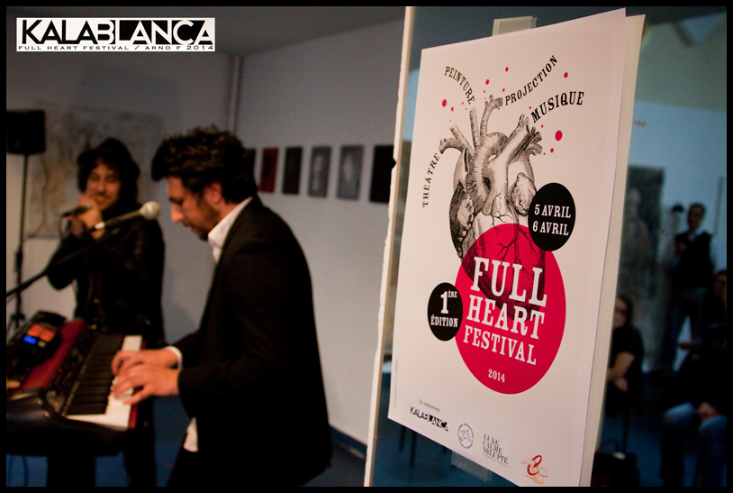 Full Heart Festival à Boulogne en 2014, All rights reserved